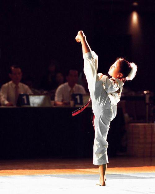 深圳市少年宫跆拳道培训班05年暑期排班表